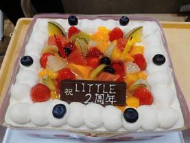 LITTLEBLISS2周年☆