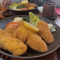 絶品♪牡蠣フライ!